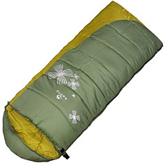 billiga Sovsäckar, madrasser och liggunderlag-Jungle King Sovsäck Utomhus 0 °C Rektangulär Ihåliga bomull för Camping / Vandring / Grottkrypning Alla årstider