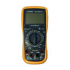 Χαμηλού Κόστους Εξοπλισμός Δοκιμών, Μέτρησης & Επιθεώρησης-dt-151c lcd χειρός ψηφιακό πολύμετρο που χρησιμοποιεί για το σπίτι και το αυτοκίνητο