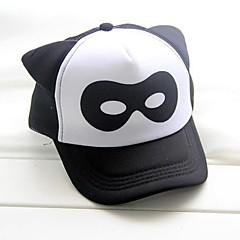 tanie Akcesoria dla dzieci-Brzdąc Dla obu płci Czarno-biały Wielokolorowa Kapelusze i czapki