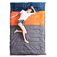 billiga Sovsäckar, madrasser och liggunderlag-BSwolf Sovsäck Utomhus 10 °C Rektangulär Vindtät / Bärbar / Mateial som andas för Vår / Höst