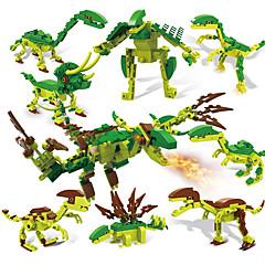 preiswerte -Tier-Actionfiguren Drachen & Dinosaurier Dinosaurier-Figur Komisch Stahl + Kunststoff Kinder Alles Jungen Mädchen Spielzeuge Geschenk