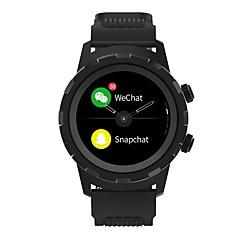 tanie Inteligentne zegarki-KING WEAR YY-P01 Inteligentne Bransoletka Android iOS Bluetooth Wodoodporny Pulsometry Ekran dotykowy Spalonych kalorii Długi czas czuwania Krokomierz Powiadamianie o połączeniu telefonicznym