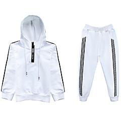 billige Tøjsæt til drenge-Børn Drenge Basale Stribet Langærmet Tøjsæt