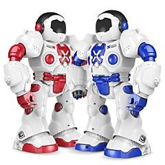 billiga Drönare och radiostyrda enheter-RC Robot XINGYUCHUANQI 2.4G PP+ABS Framåt bakåt / Programmerbar / Multifunktionell Nej