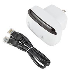 tanie Ekspandery WiFi-repeater wzmacniacza wifi 300 Mb / s 2.4 Hz Antena wewnętrzna Ekspandery WiFi ZMT