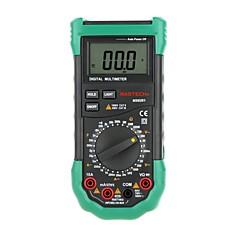 tanie Instrumenty elektryczne-Mastech ms8261 multimetr cyfrowy 3 1/2 ac dc v / acapacitance odporność tranzystor tester miernik podświetlenie