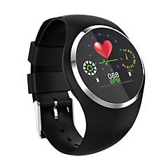 tanie Inteligentne zegarki-IPS GX6 Inteligentny zegarek Android iOS Bluetooth Sport Wodoodporny Pulsometry Pomiar ciśnienia krwi Ekran dotykowy Krokomierz Powiadamianie o połączeniu telefonicznym Rejestrator aktywności