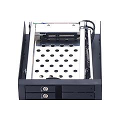 baratos Capas para Disco Rígido-Unestech Gabinete do disco rígido Instalação automática / Multifunção / Capa À Prova de Choque Aço Inoxidável / Liga de alumínio e magnésio ST2520B