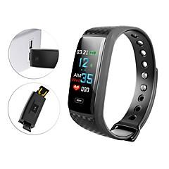 billige Smartklokker-Indear YY-CK17s Smart armbånd Android iOS Bluetooth Sport Vanntett Pulsmåler Blodtrykksmåling Pekeskjerm Pedometer Samtalepåminnelse Aktivitetsmonitor Søvnmonitor Stillesittende sittende Påminnelse