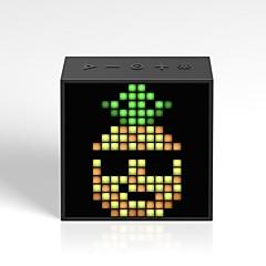 tanie -divoom timebox evo głośnik bluetooth z sterowanym app LED budzik