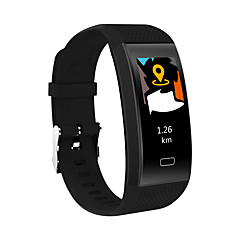 cheap -KUPENG TF6 Smart Bracelet Smartwatch Android iOS Bluetooth Sports Waterproof Heart Rate Monitor Blood Pressure Measurement Touch Screen Pedometer Call Reminder Activity Tracker Sleep Tracker