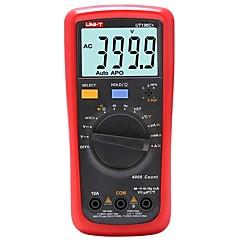 tanie Instrumenty elektryczne-uni-t ut136c + multimetr cyfrowy ncv indukcyjny wielofunkcyjny miernik pojemnościowy przeciwpożarowy
