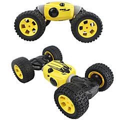 baratos Carros Controle Remoto-Carro com CR 9901 2.4G Rock Climbing Car / Off Road Car 1:16 Electrico Escovado 10-15 km/h Transformável / Sem Fio