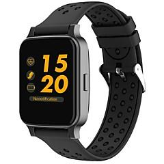 tanie Inteligentne zegarki-BoZhuo TZ7 Inteligentny zegarek Android iOS Bluetooth Sport Wodoodporny Pulsometry Pomiar ciśnienia krwi Ekran dotykowy Stoper Krokomierz Powiadamianie o połączeniu telefonicznym Rejestrator snu