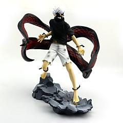 baratos Personagens de Anime-Figuras de Ação Anime Inspirado por Tokyo Ghoul Fantasias PVC 22 cm CM modelo Brinquedos Boneca de Brinquedo