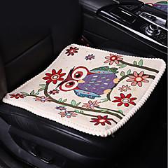 billige Setetrekk til bilen-ODEER Setetrekk til bilen Seteputer Beige Acetat Vanlig Til Universell Alle år Alle Modeller