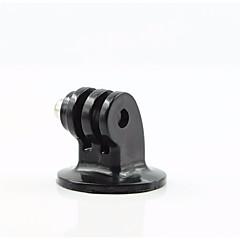 baratos Câmeras Esportivas & Acessórios GoPro-Adaptador Rapidez / Screw-on / Conetável Para Câmara de Acção Gopro 3+ Viajar / Mota / Motoclicleta Plástico / Revestimento em Plástico / Aço Inoxidável e Plástico - 1 pcs