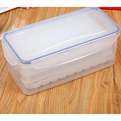 tanie Przybory do pieczenia-Narzędzia do pieczenia Plastik Kreatywny gadżet kuchenny Kuchnia Prostokąt 1 szt.