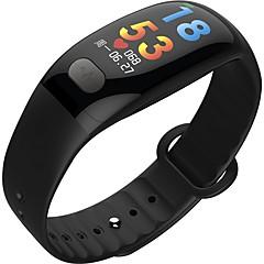 tanie Inteligentne zegarki-KUPENG B51 Inteligentne Bransoletka Android iOS Bluetooth Sport Wodoodporny Pulsometry Pomiar ciśnienia krwi Ekran dotykowy EKG + PPG Krokomierz Powiadamianie o połączeniu telefonicznym Rejestrator