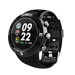 tanie Inteligentne zegarki-Inteligentny zegarek F18 na Android iOS Bluetooth GPS Sport Wodoodporny Pulsometry Ekran dotykowy Stoper Krokomierz Powiadamianie o połączeniu telefonicznym Rejestrator aktywności fizycznej