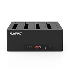 baratos Capas para Disco Rígido-MAIWO Gabinete do disco rígido Resina ABS USB 3.0 K3084A