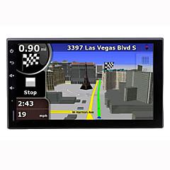 billiga DVD-spelare till bilen-dgs7001f 7 tum 2 din android6.0 in-dash car dvd-spelare för universellt stöd / mpeg4 / mp3 / jpeg / mp4 / jpg