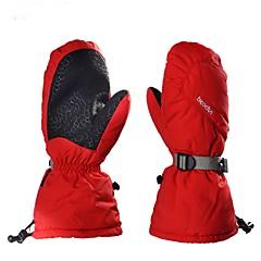 baratos Luvas de Motociclista-Dedo Total Unisexo Motos luvas Algodão Prova-de-Água / Respirável / Manter Quente