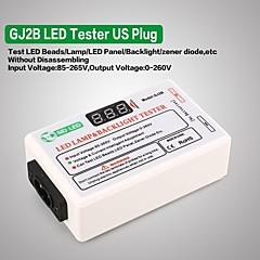 tanie Testery i detektory-Silikonowa guma Tworzywo ABS Instrument / Ołówek testowy Wielofunkcyjny / Odmierzanie / Pro GJ2B