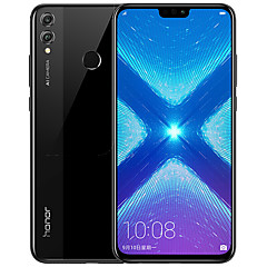 "billiga Mobiltelefoner-Huawei Honor 8X Global Version 6.5 tum "" 4G smarttelefon (4GB + 64GB 2 mp / 20 mp Hisilikon Kirin 710 3750 mAh mAh)"
