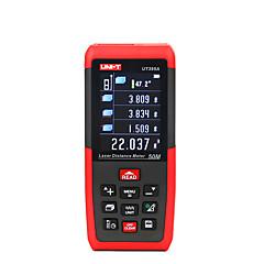 Χαμηλού Κόστους Αλφάδια-UNI-T UT395A/UT395B/UT395C 0.05M~100M Μετρητή απόστασης με λέιζερ Χειρός / Έξοδος USB για έξυπνη μέτρηση στο σπίτι / για μηχανική μέτρηση / για την κατασκευή κτιρίων