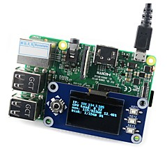 cheap -Waveshare  128x64  1.3inch OLED display HAT for Raspberry Pi