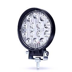 billige Frontlykter til bil-JIAWEN 1 Deler Ingen Bil Elpærer 42 W Høypresterende LED 4200 lm 14 LED Hodelykt / Arbeidslampe Til Universell Alle år