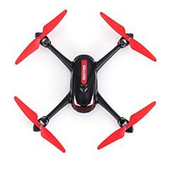 billige Fjernstyrte quadcoptere og multirotorer-RC Drone SHR / C SH2 GPS RTF 4 Kanaler 6 Akse 2.4G Med HD-kamera 1080P 1920*1080P Fjernstyrt quadkopter En Tast For Retur / Hodeløs Modus / Tilgang Real-Tid Videooptakelse Fjernstyrt Quadkopter