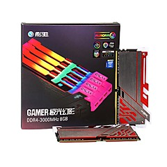 cheap -Galaxy RAM 8GB DDR4 3000MHz Desktop Memory Galaxy GAMER 3000 8G RGB