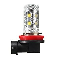 billige Tåkelys til bil-1 Deler H11 / H8 Bil Elpærer 4.2 W LED Tåkelys Til Universell / Volkswagen / Toyota Alle Modeller Alle år