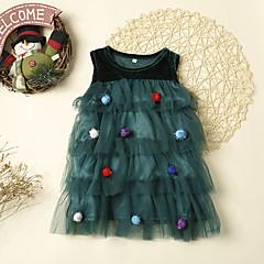 Χαμηλού Κόστους Φορέματα για κορίτσια-Νήπιο Κοριτσίστικα χαριτωμένο στυλ    Κομψό στυλ street Καθημερινά   1604e2f08b8