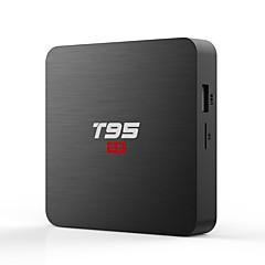 billige TV-bokser-PULIERDE T95S2-A Tv Boks Android 7.1 Tv Boks Amlogic S905W 1GB RAM 8GB ROM Kvadro-Kjerne Nytt Design