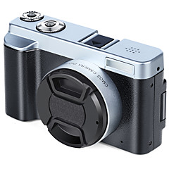 cheap -QQT V12 16 mp 1920 x 1080 Pixel Timing Function / Multifunction / Light and Convenient 1080P / 60fps 8x -4/3 3.2 inch 16.0MP CMOS 64 GB MPEG-4 English / Simplified Chinese / Multi-language Single