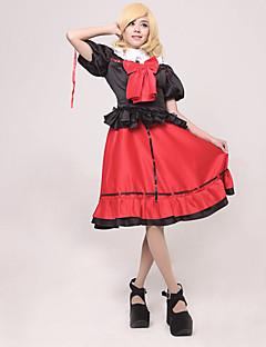 """billige Videospill Kostymer-Inspirert av Touhou Projekt Cosplay video Spill  """"Cosplay-kostymer"""" Cosplay Klær Lapper Topp Halloween-kostymer"""