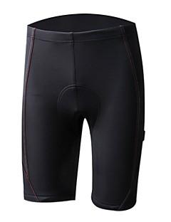 billige Sykkelbukser,Shorts,Strømpebukser, Tights-SPAKCT Herre Fôrede sykkelshorts Sykkel Shorts Tights Fôrede shorts, 3D Pute / Ekspert / Italia Importert blekk