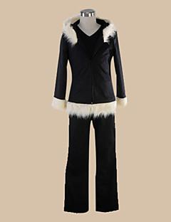 """billige Anime cosplay-Inspirert av Durarara Izaya Orihara Anime  """"Cosplay-kostymer"""" Cosplay Klær Ensfarget Topp Til Herre Dame"""
