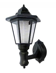 お買い得  ソーラー&LED照明-白い太陽光発電の壁に取り付けられた明るい高品質の屋外照明
