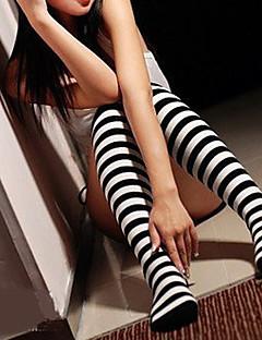 Ponožky a punčochy Klasická a tradiční lolita Lolita Lolita Příslušenství Punčocháče Proužky Pro Nylon
