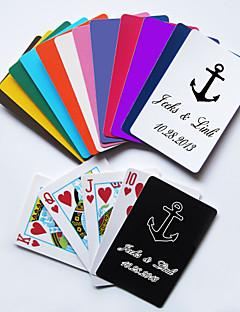 hesapli Kişiye Özel Oyun Kartları-kişiselleştirilmiş İskambil - Mızrak (daha fazla renk)
