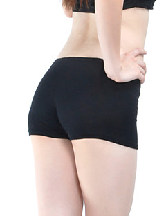cheap Dance Accessories-Dance Accessories Bottoms Women's Training Cotton Shorts