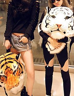 Vivid Tiger Mønster Nylon Kigurumi Bag