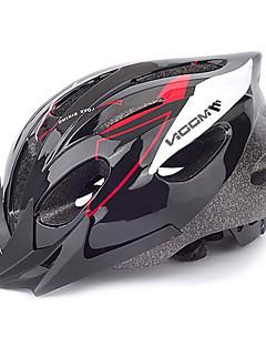 billiga Cykling-MOON Vuxen cykelhjälm 16 Ventiler CE Certifiering Stöttålig, Avtagbar visir pvc, EPS Vägcykling / Rekreation Cykling / Cykling / Cykel