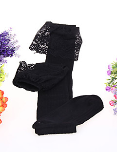 Socks/Stockings Sweet Lolita Lolita Lolita Lolita Accessories Stockings Lace For Polyester Cotton