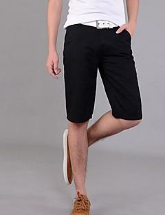 preiswerte Herrenhosen-Herrn Schick & Modern Kurze Hosen Jeans Hose Solide