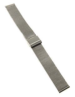 Bărbați Dame Mărci Ceas Oțel Inoxidabil #(0.047) #(16.5 x 1.8 x 0.3) Accesorii Ceasuri